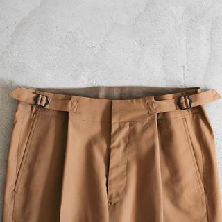 ワンエルディーケーセレクト(1LDK SELECT)のTHE NERDYS / ザ ナーディーズ pants ¥30,800(スラックス)