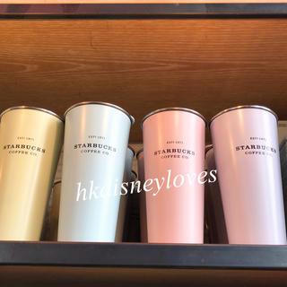 スターバックスコーヒー(Starbucks Coffee)の【海外スタバ限定】かわいいパステルカラーのタンブラー(キャラクターグッズ)