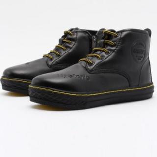 ヒステリックミニ(HYSTERIC MINI)のブーツ 18〜19(ブーツ)