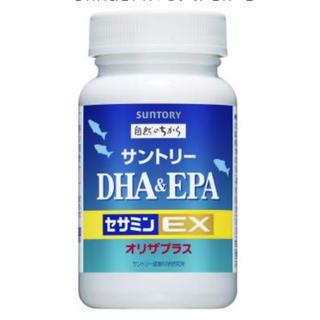 サントリー(サントリー)のサントリー DHA&EPA セサミンプラス(ビタミン)