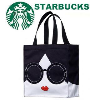 アリスアンドオリビア(Alice+Olivia)のアリスオリビア トートバッグ エコバッグ 台湾スターバックス カバン 鞄 スワロ(トートバッグ)