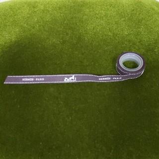 エルメス(Hermes)のエルメス リボン 117mm(各種パーツ)