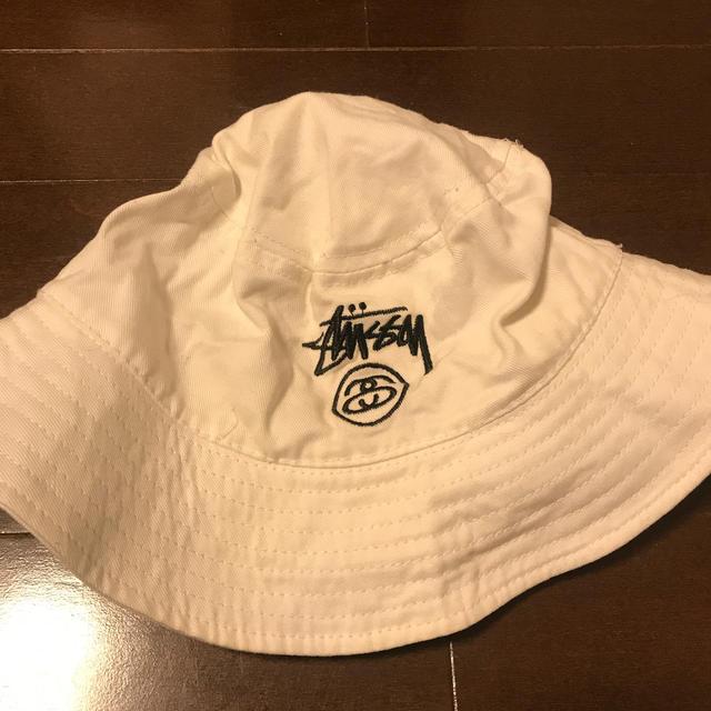 STUSSY(ステューシー)のバケットハット レディースの帽子(ハット)の商品写真