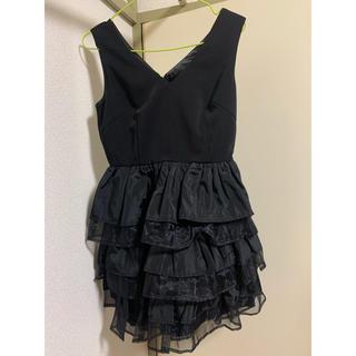 セシルマクビー(CECIL McBEE)のCECIL Mc BEE ドレス(ミニドレス)