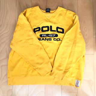ポロラルフローレン(POLO RALPH LAUREN)のVintage POLO SPORT スウェット(スウェット)
