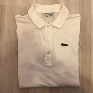 LACOSTE - ラコステ*ポロシャツ