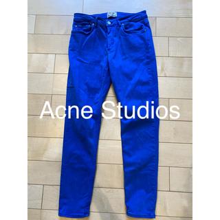 アクネ(ACNE)のAcne Studios ブルー ジーンズ サイズ30(デニム/ジーンズ)