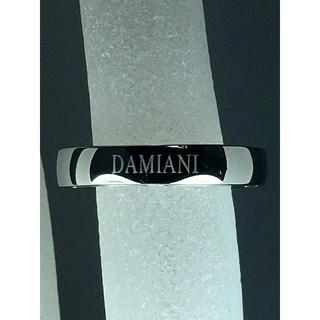 ダミアーニ(Damiani)の◇良品【DAMIANI/ダミアーニ】D-SIDE リング  K18WG 8.5◇(リング(指輪))
