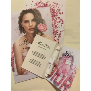 クリスチャンディオール(Christian Dior)のミスディオール ローズ&ローズ 香水 サンプル 1ml 新品未使用(その他)