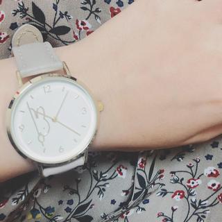スタディオクリップ(STUDIO CLIP)のミッフィー 腕時計(腕時計)