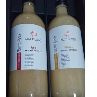 ドクターシーラボ(Dr.Ci Labo)のドクターシーラボ 玄米甘酒 2本セット(米/穀物)