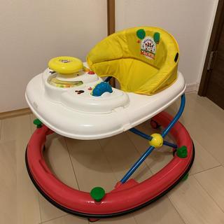 カトージ(KATOJI)のKATOJIミッキーマウス歩行器(歩行器)