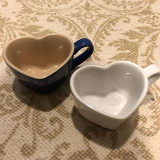ルクルーゼ(LE CREUSET)のル・クルーゼ ハートティーカップ(グラス/カップ)
