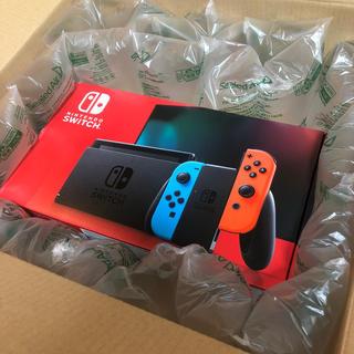 ニンテンドースイッチ(Nintendo Switch)のNintendo Switch スイッチ 新品 新モデル 新型 未開封 任天堂(家庭用ゲーム機本体)