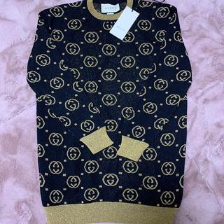 グッチ(Gucci)のGUCCI ニット 2018年購入タグ付き(ニット/セーター)