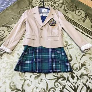 ナルミヤ インターナショナル(NARUMIYA INTERNATIONAL)のナルミヤ 卒業式 ポンポネット 160cm(ジャケット/上着)
