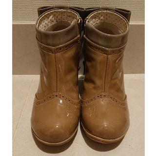 アシナガオジサン(あしながおじさん)のあしながおじさん レインブーティー(ベージュ) 23センチ(レインブーツ/長靴)