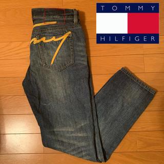 トミーヒルフィガー(TOMMY HILFIGER)のTOMMY HILFIGER トミーヒルフィガー/デニム ジーンズ M 美品(デニム/ジーンズ)