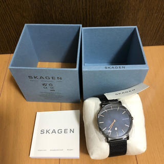 スカーゲン(SKAGEN)のメンズ腕時計 スカーゲン正規輸入品 新品未使用品(腕時計(アナログ))