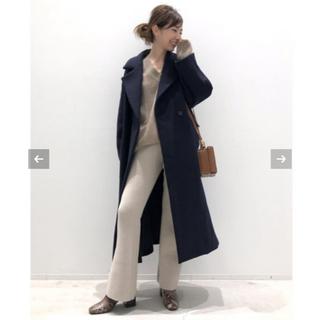 アパルトモンドゥーズィエムクラス(L'Appartement DEUXIEME CLASSE)のL'Appartement ◆ Lisiere Wool ElegantCoat(ロングコート)
