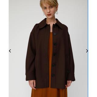 moussy - オーバーサイズジャケット