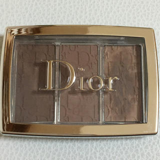 ディオール(Dior)のディオール バックステージ ブロウ パレット 001ライト(パウダーアイブロウ)