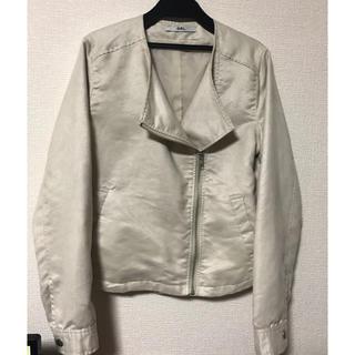 GRL - スウェード ジャケット