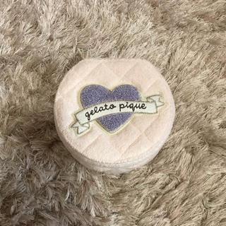 ジェラートピケ(gelato pique)の【美品】【タグ付き】gelato pique ♡ アクセサリーケース(その他)