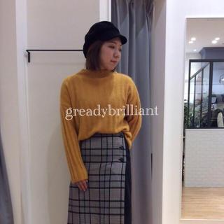 アウィーエフ(AuieF)の『greadybrilliant 2018カタログ掲載♡やわらかニット』(ニット/セーター)