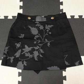 ヴィヴィアンウエストウッド(Vivienne Westwood)のVivienne Westwood★シャドーフラワーキュロットスカート(キュロット)