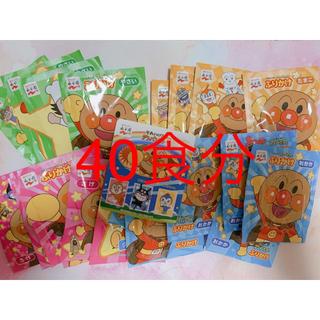 アンパンマン(アンパンマン)のお弁当に!! あんぱんまん ふりかけ 40袋(調味料)