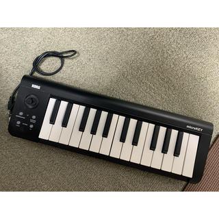 コルグ(KORG)の 【Rikuさん専用】25鍵ミニ・キーボード microKEY(MIDIコントローラー)