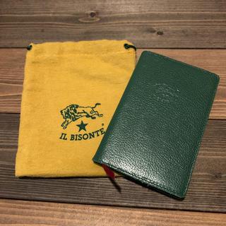 イルビゾンテ(IL BISONTE)のIL BISONTE ミニ手帳(手帳)