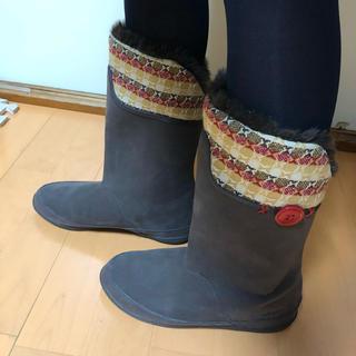 アディダス(adidas)のブーツ 24(ブーツ)