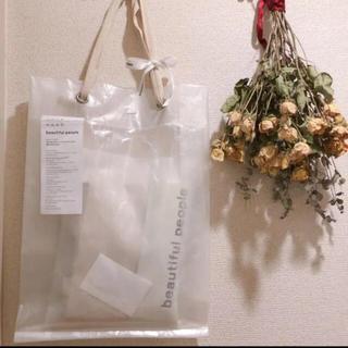 ビューティフルピープル(beautiful people)のビューティフルピープル ショッパー 渋谷パルコ限定(ショップ袋)