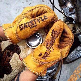 BRATSTYLE×MOTOSTUKA SHANKS GLOVES M(手袋)