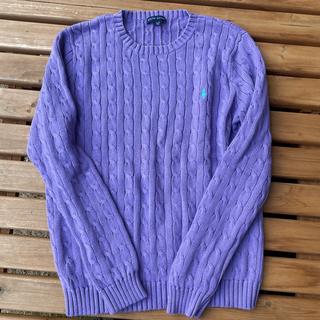 ラルフローレン(Ralph Lauren)の専用 ラルフローレン ニット セーター  XL 美品(ニット/セーター)