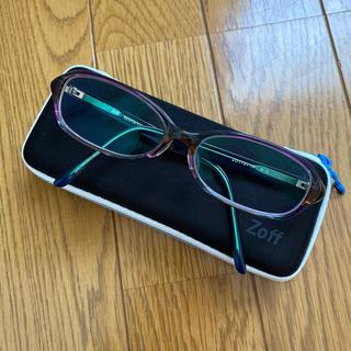 ゾフ(Zoff)の【zoff】ゾフ メガネ 度入り グラデーション(サングラス/メガネ)