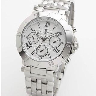 [サルバトーレマーラ] マルチカレンダー 腕時計 ホワイト 50%OFF(腕時計(アナログ))