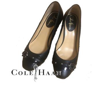 Cole Haan - 【Cole Hann】エナメルパンプス ブラック 黒