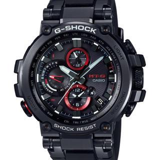 ジーショック(G-SHOCK)の値下げ*CASIO【新品未開封】MTG-B1000B-1AJF Gショック(腕時計(アナログ))