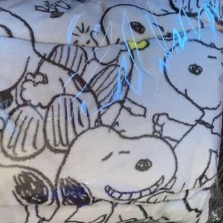 スヌーピー(SNOOPY)のスヌーピー セット  毛布 膝掛け ティーカップ(毛布)