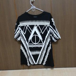 ザラ(ZARA)のZARA 幾何学模様 Tシャツ(シャツ)