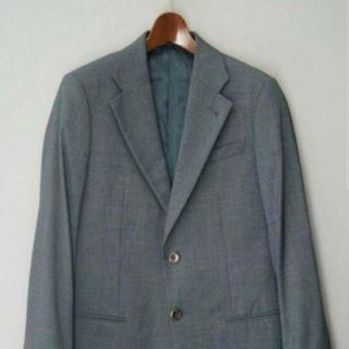 アルマーニ コレツィオーニ(ARMANI COLLEZIONI)の美品 アルマーニ 2B ジャケット グレー(テーラードジャケット)