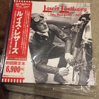 ルイスレザー(Lewis Leathers)のlewis leathers ルイスレザーズ 初回限定 本(ファッション/美容)