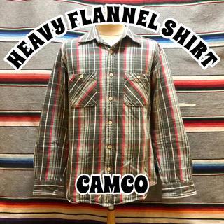 カムコ(camco)のCAMCO ヘビーネルシャツ(シャツ)