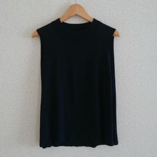 エスプリーク(ESPRIQUE)のエスプリミュール ニット、セーター 半袖 M ノースリーブ(ニット/セーター)