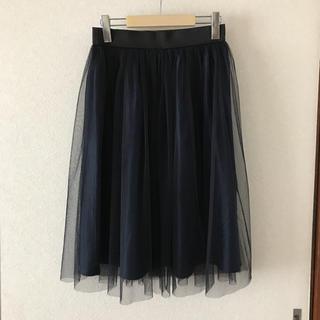 アーバンリサーチ(URBAN RESEARCH)のアーバンリサーチ チュールスカート(ひざ丈スカート)