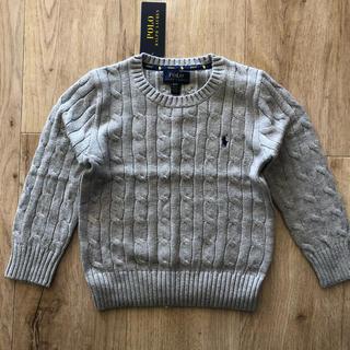 Ralph Lauren - ケーブルニット セーター 100㎝