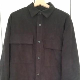 FEAR OF GOD - 最安値 fearofgod ultrasuede shirtsjacket
